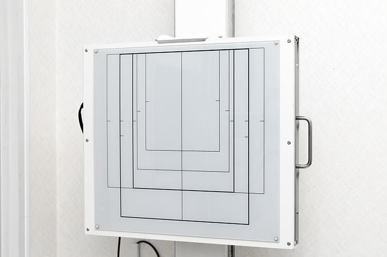 X線撮影装置(胸部レントゲン装置)